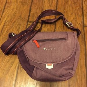 Purple Sherpani purse